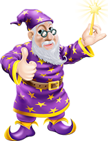 Wizard Thumbs Up 204H-large