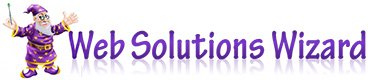 Web Solutions Wizard Logo