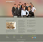 Legal Theme Sample 1008